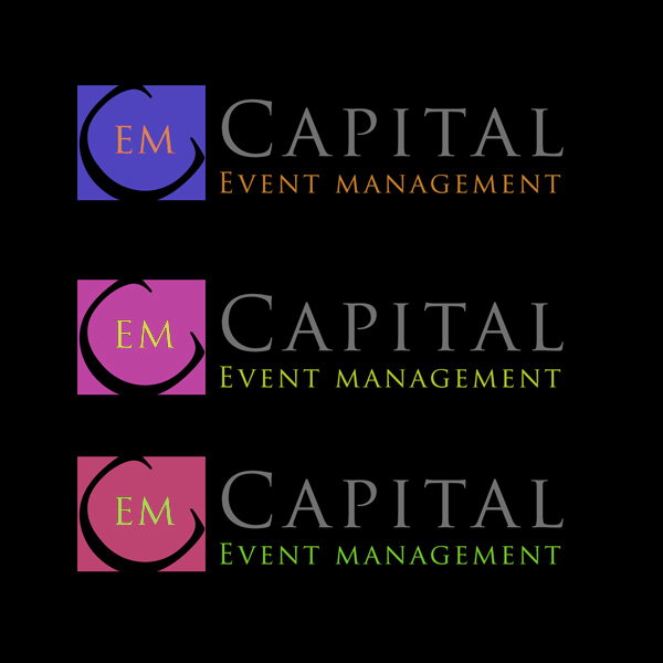Logo Design by double-take - Entry No. 85 in the Logo Design Contest Capital Event Management.