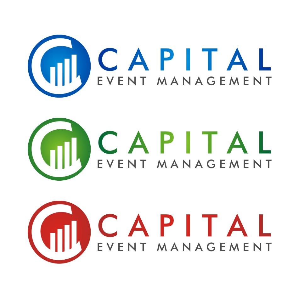 Logo Design by rakaz - Entry No. 88 in the Logo Design Contest Capital Event Management.