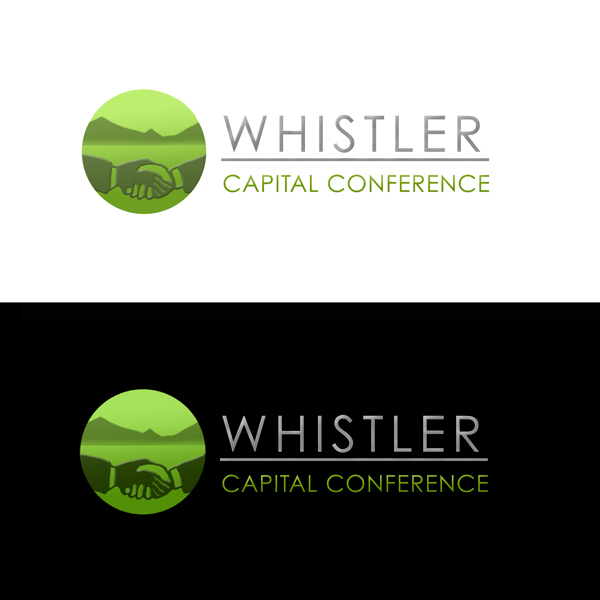 Logo Design by double-take - Entry No. 52 in the Logo Design Contest Whistler Capital Conference.