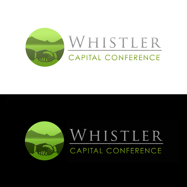 Logo Design by double-take - Entry No. 53 in the Logo Design Contest Whistler Capital Conference.