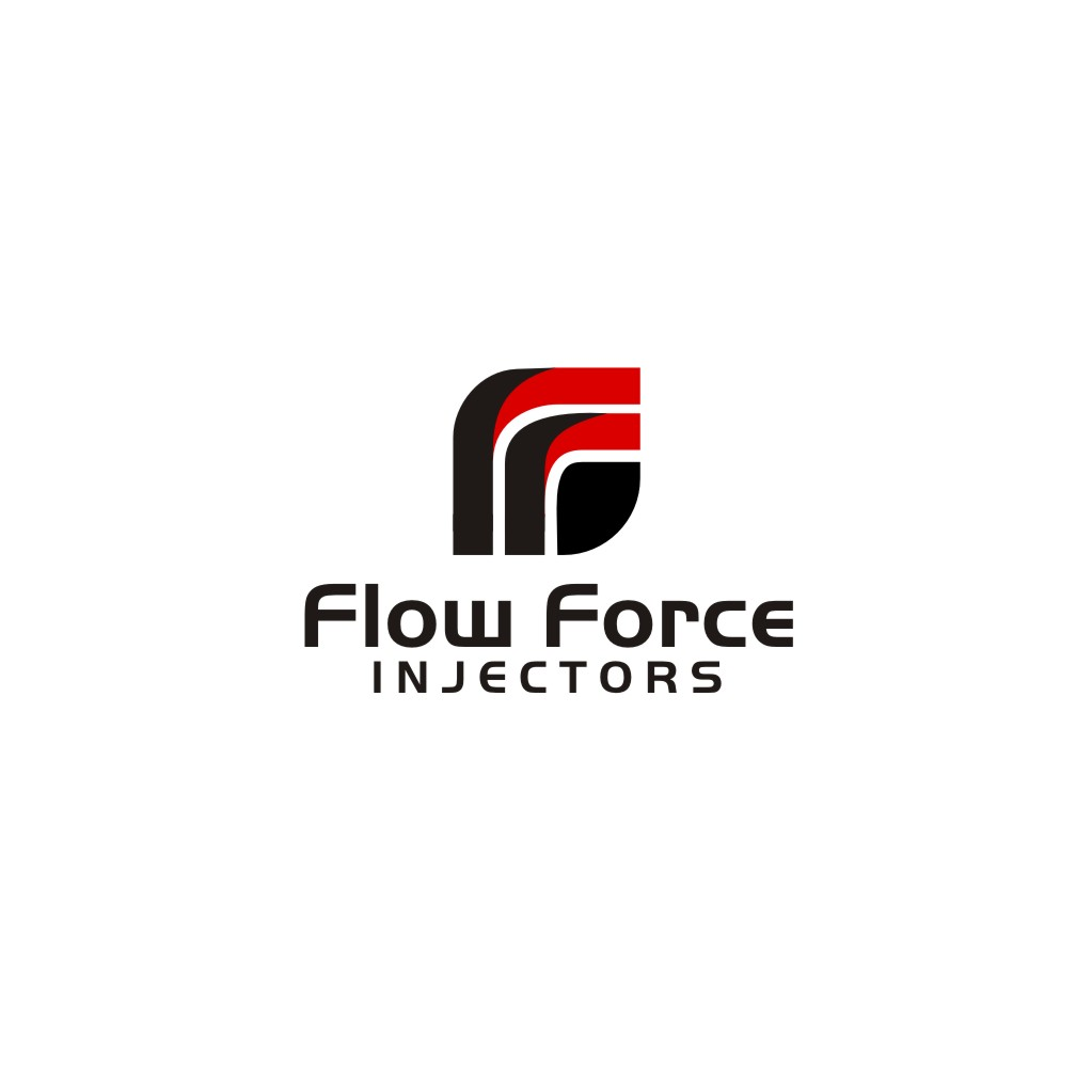 Logo Design by untung - Entry No. 132 in the Logo Design Contest Fun Logo Design for Flow Force Injectors.