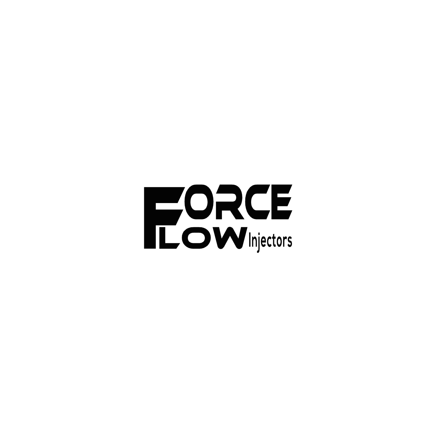 Logo Design by Sabeq Art - Entry No. 133 in the Logo Design Contest Fun Logo Design for Flow Force Injectors.