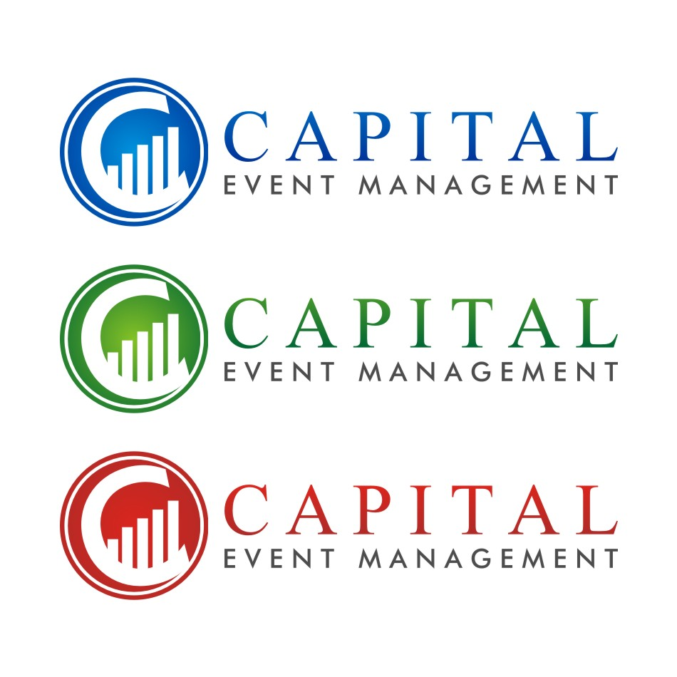 Logo Design by rakaz - Entry No. 90 in the Logo Design Contest Capital Event Management.