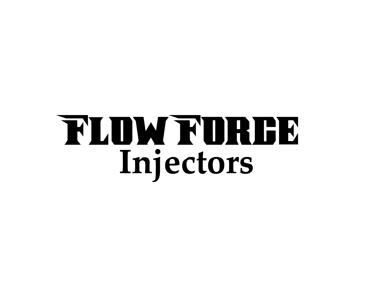 Logo Design by PixArt - Entry No. 138 in the Logo Design Contest Fun Logo Design for Flow Force Injectors.