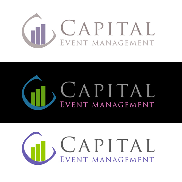Logo Design by double-take - Entry No. 92 in the Logo Design Contest Capital Event Management.