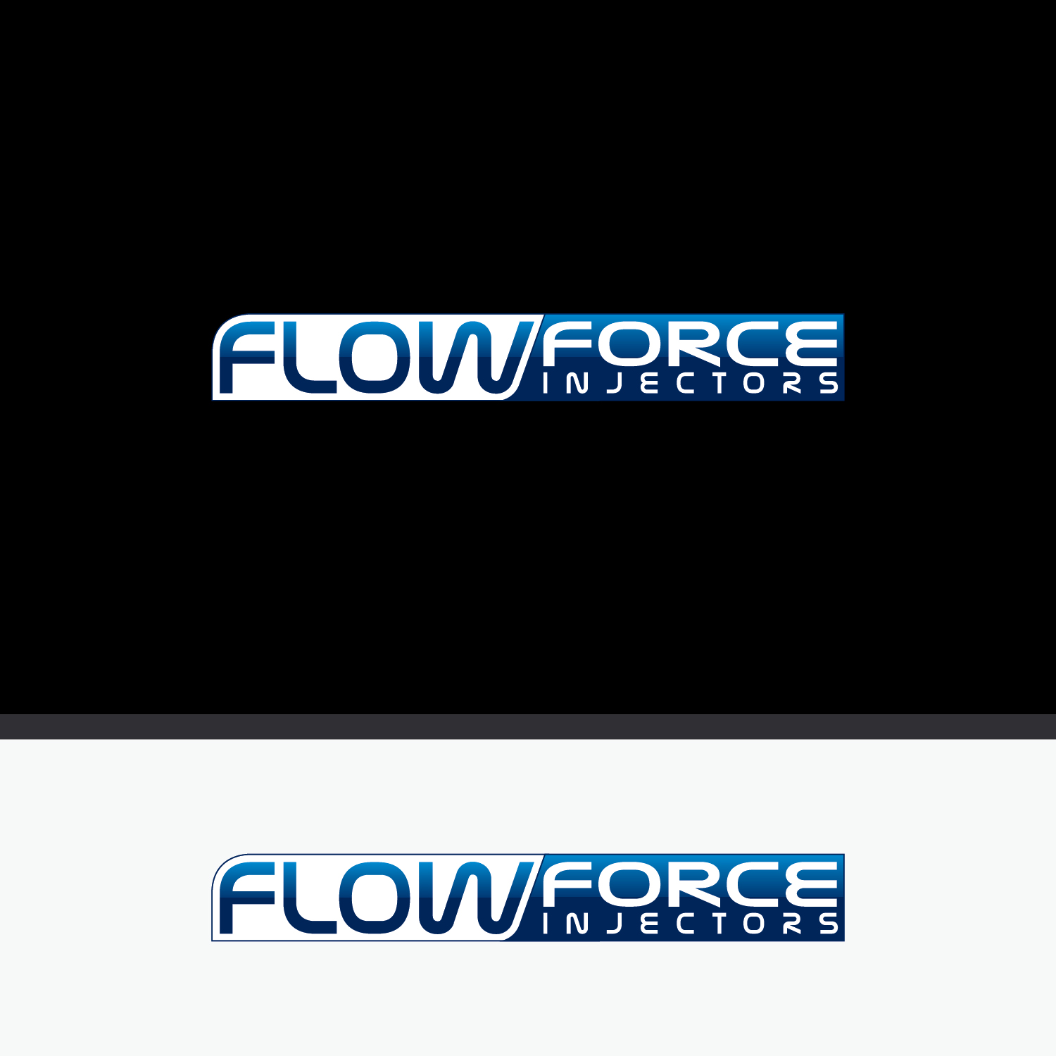 Logo Design by Shahab Uddin - Entry No. 143 in the Logo Design Contest Fun Logo Design for Flow Force Injectors.