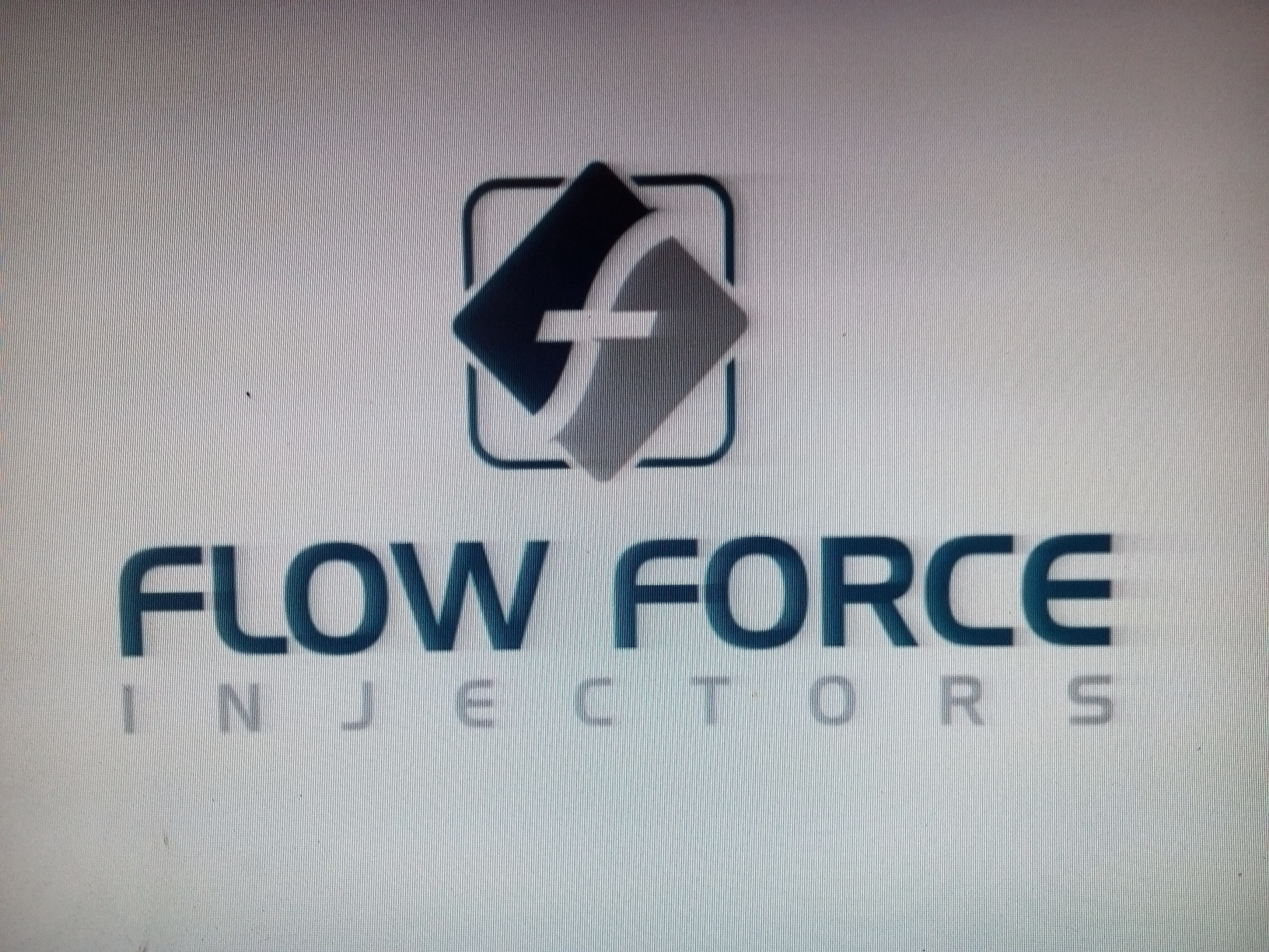 Logo Design by RasYa Muhammad Athaya - Entry No. 156 in the Logo Design Contest Fun Logo Design for Flow Force Injectors.