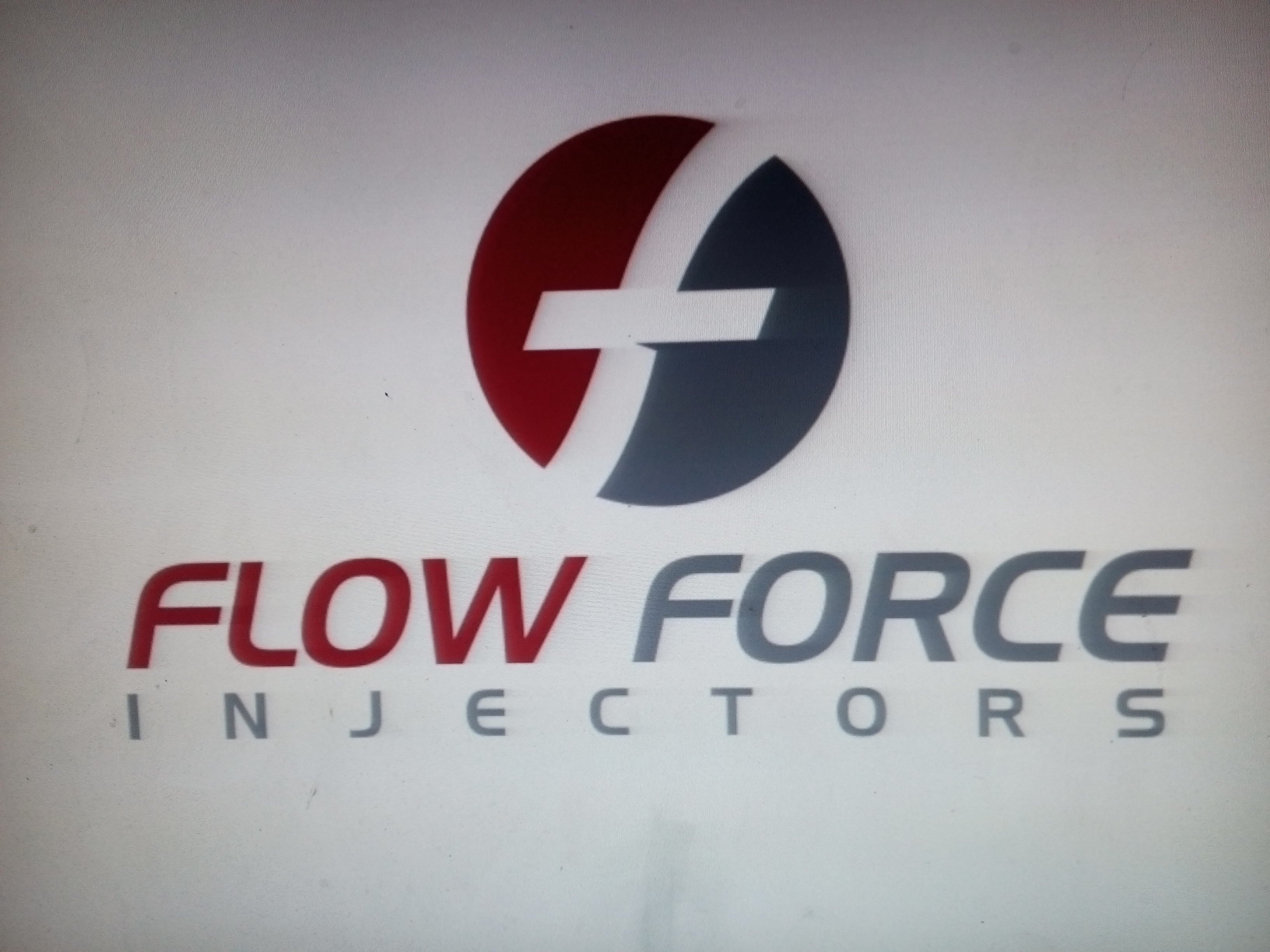 Logo Design by RasYa Muhammad Athaya - Entry No. 160 in the Logo Design Contest Fun Logo Design for Flow Force Injectors.
