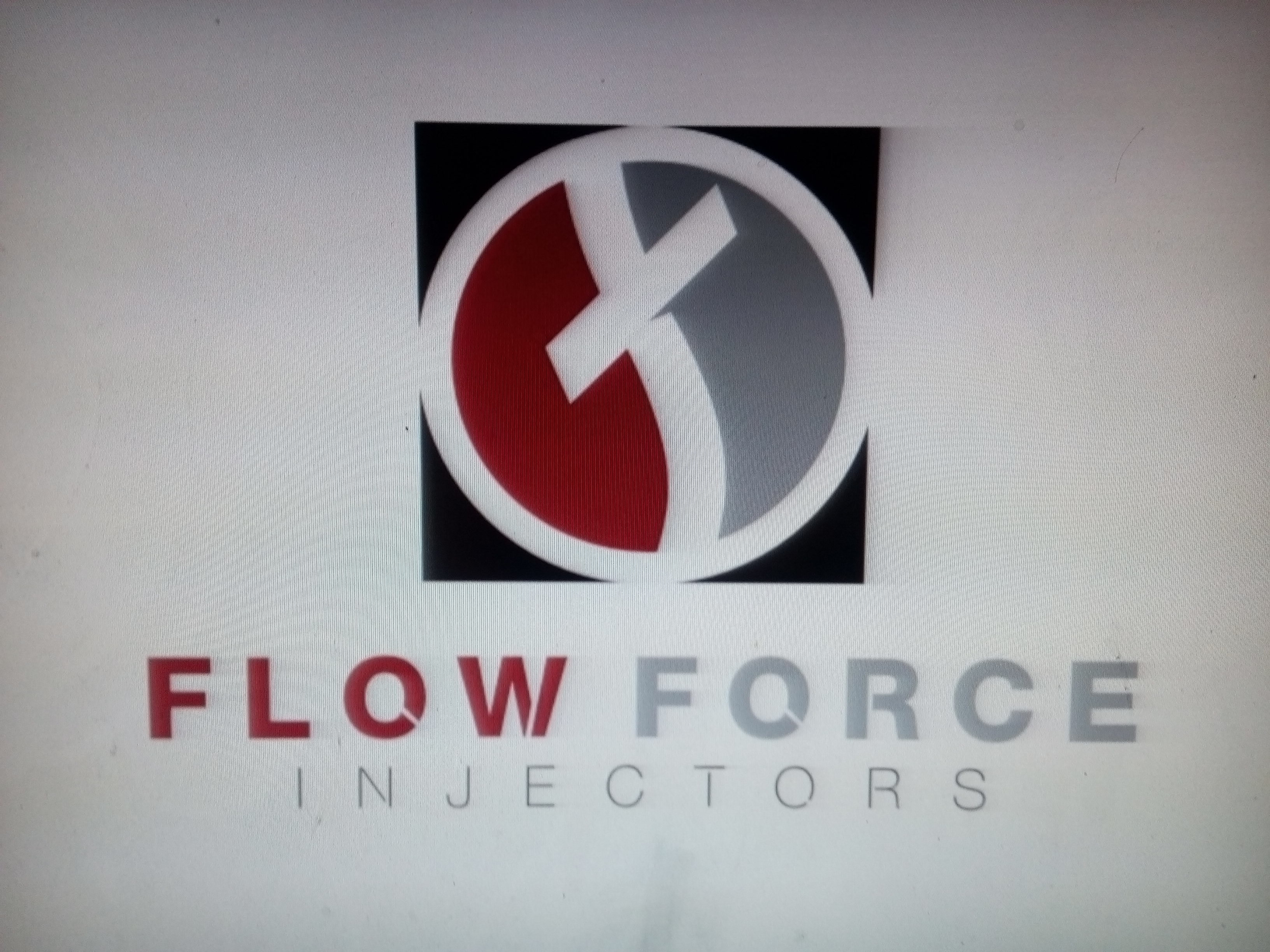 Logo Design by RasYa Muhammad Athaya - Entry No. 163 in the Logo Design Contest Fun Logo Design for Flow Force Injectors.
