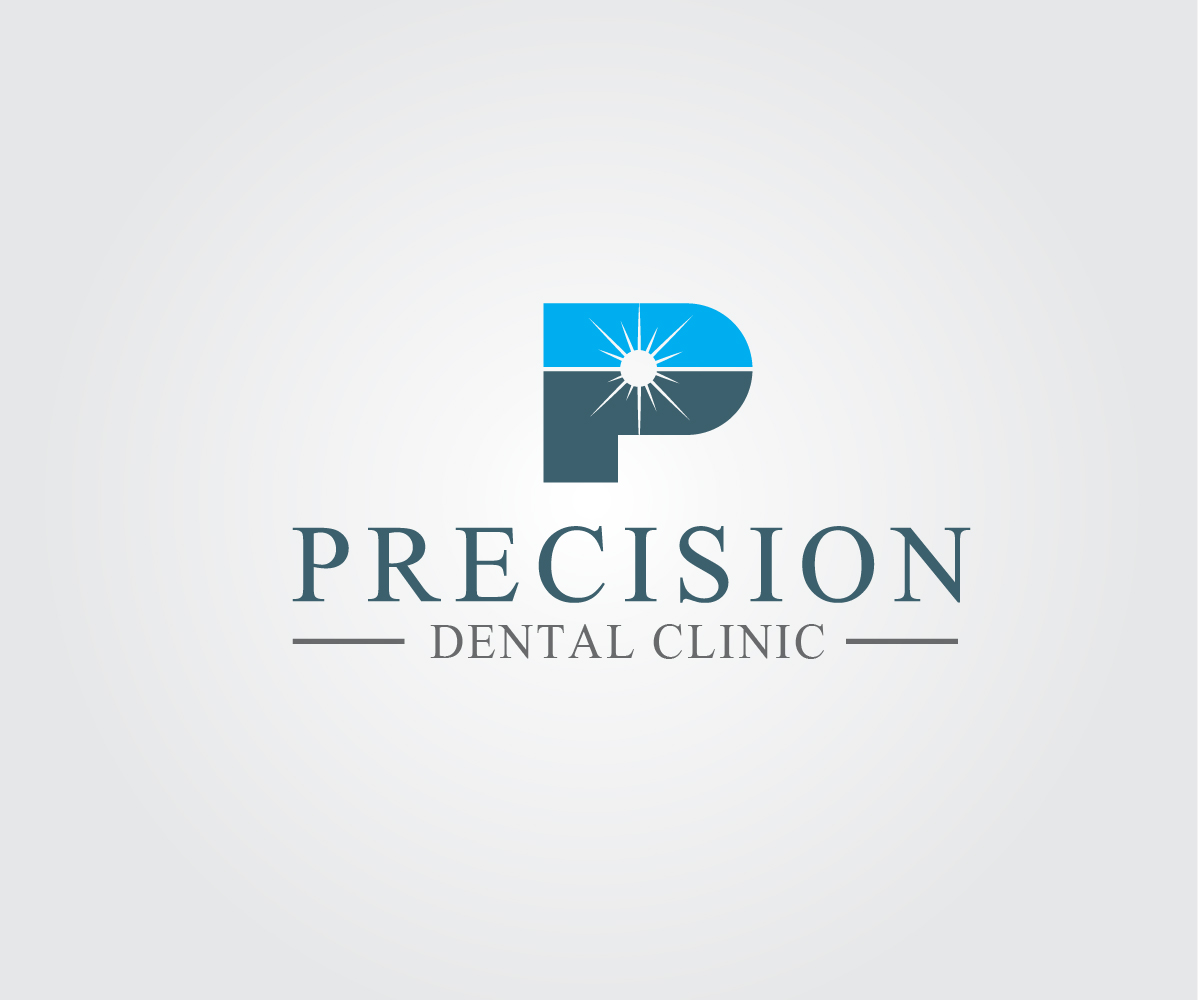 Logo Design by PixArt - Entry No. 88 in the Logo Design Contest Captivating Logo Design for Precision Dental Clinic.