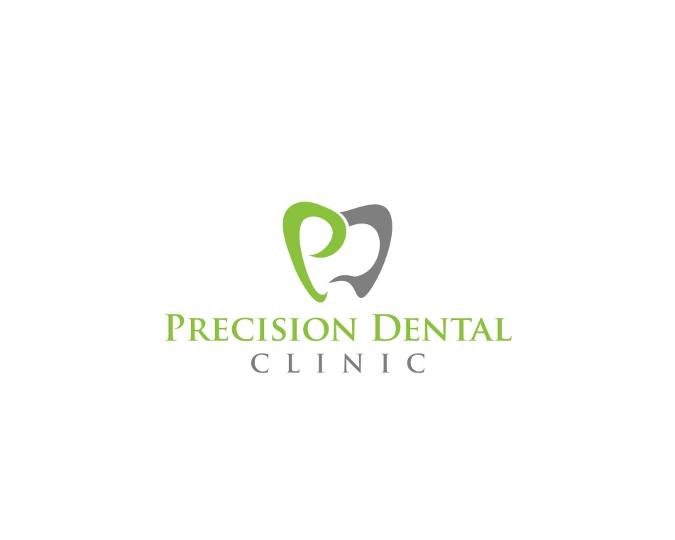 Logo Design by untung - Entry No. 93 in the Logo Design Contest Captivating Logo Design for Precision Dental Clinic.