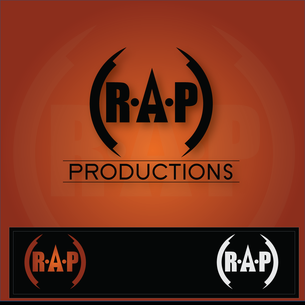 Logo Design by larasterman - Entry No. 51 in the Logo Design Contest R.A.P Productions.