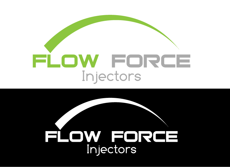 Logo Design by Design Expect - Entry No. 172 in the Logo Design Contest Fun Logo Design for Flow Force Injectors.