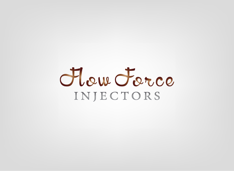 Logo Design by Irfan Ali - Entry No. 174 in the Logo Design Contest Fun Logo Design for Flow Force Injectors.