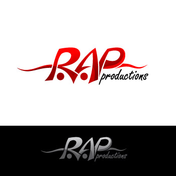 Logo Design by aidar - Entry No. 72 in the Logo Design Contest R.A.P Productions.