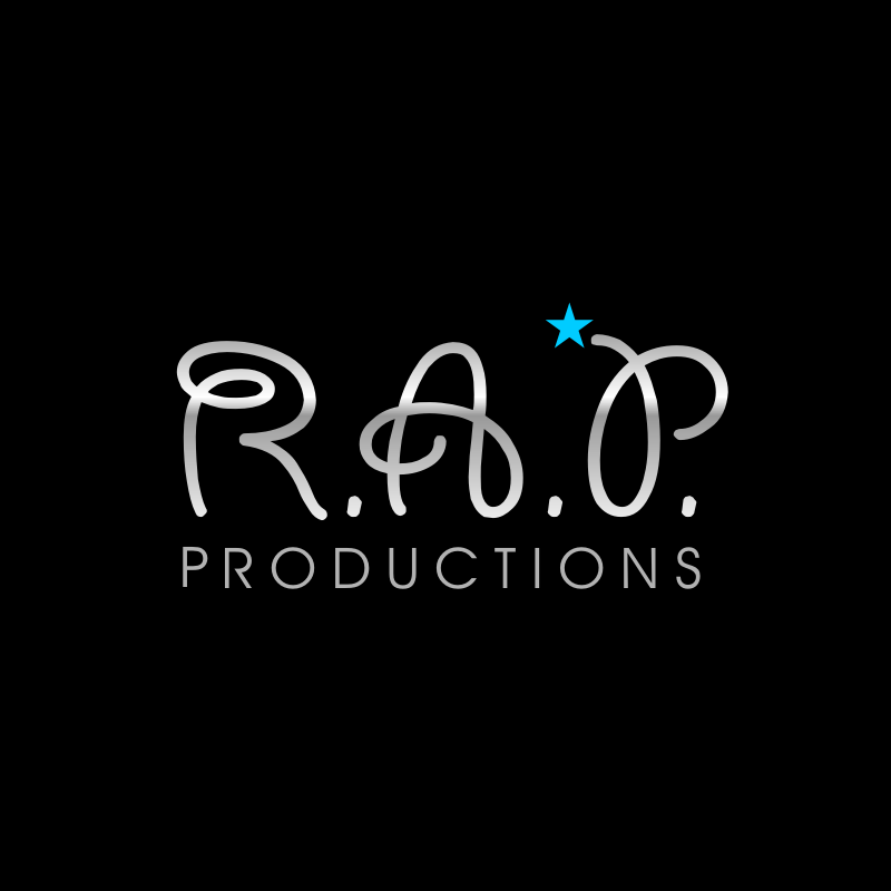 Logo Design by Rudy - Entry No. 77 in the Logo Design Contest R.A.P Productions.