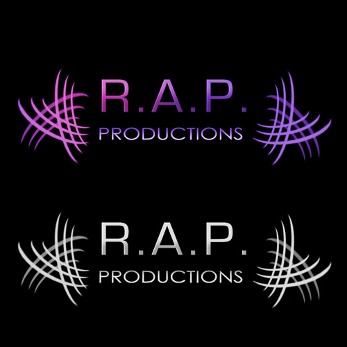 Logo Design by double-take - Entry No. 92 in the Logo Design Contest R.A.P Productions.