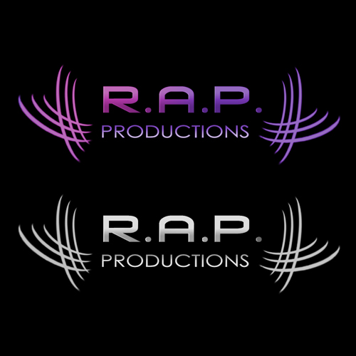 Logo Design by double-take - Entry No. 93 in the Logo Design Contest R.A.P Productions.