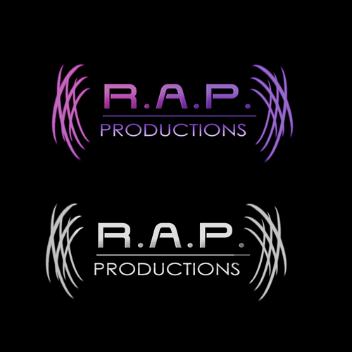Logo Design by double-take - Entry No. 94 in the Logo Design Contest R.A.P Productions.