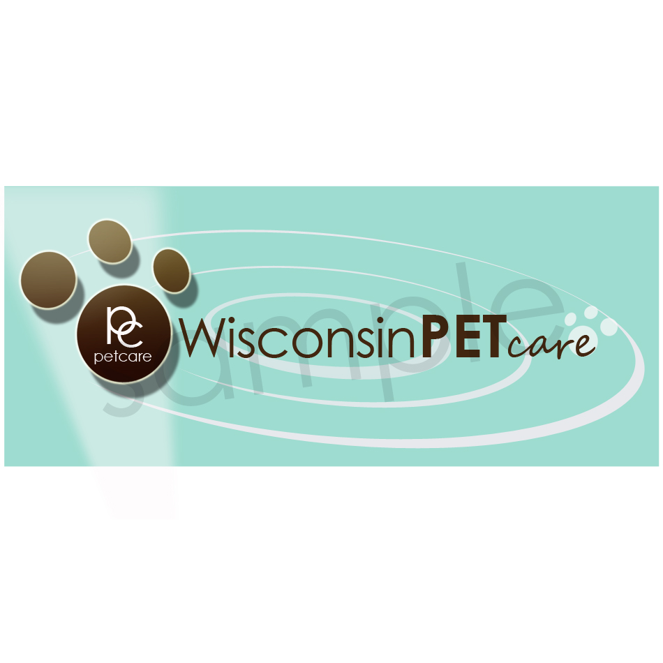 Logo Design by janaeva - Entry No. 3 in the Logo Design Contest Wisconsin Pet Care.