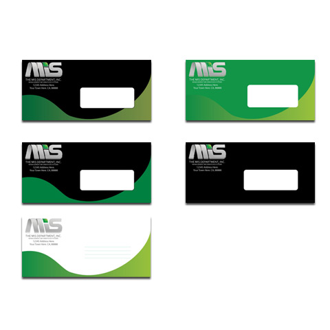 Business Card Design by Ricky Frutos - Entry No. 8 in the Business Card Design Contest MIS Stationary.