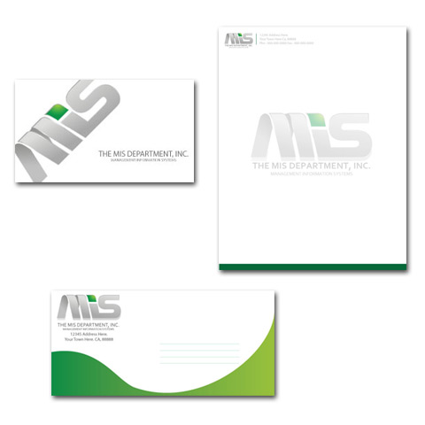Business Card Design by Ricky Frutos - Entry No. 11 in the Business Card Design Contest MIS Stationary.