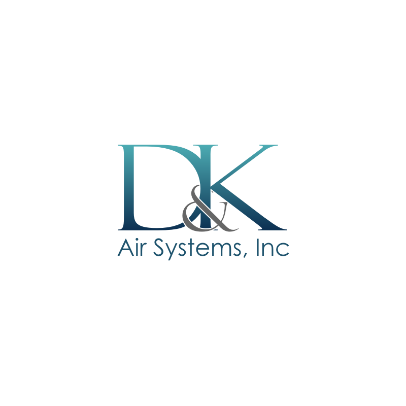 Logo Design by untung - Entry No. 4 in the Logo Design Contest D&K Air Systems, Inc..