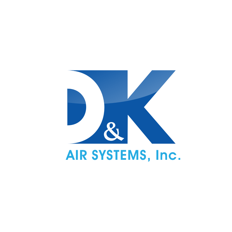 Logo Design by Rudy - Entry No. 6 in the Logo Design Contest D&K Air Systems, Inc..