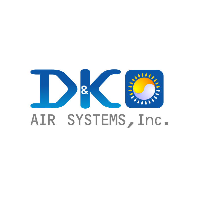 Logo Design by Rudy - Entry No. 9 in the Logo Design Contest D&K Air Systems, Inc..