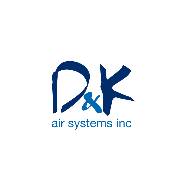 Logo Design by WongTegal - Entry No. 10 in the Logo Design Contest D&K Air Systems, Inc..