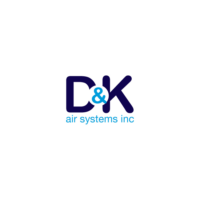 Logo Design by WongTegal - Entry No. 11 in the Logo Design Contest D&K Air Systems, Inc..