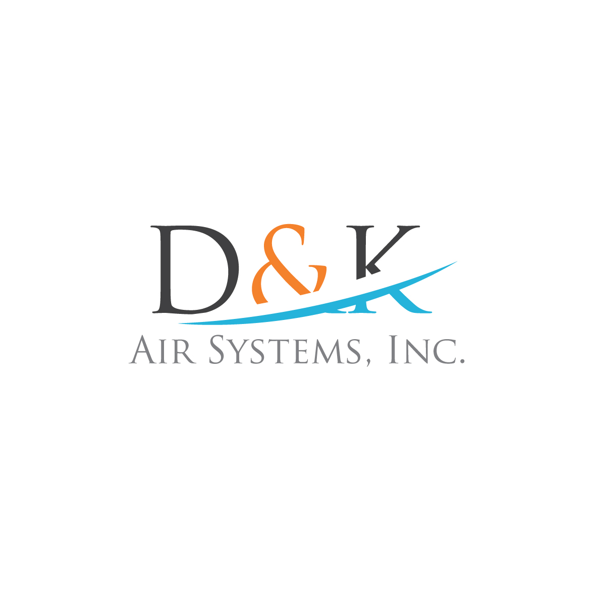 Logo Design by ex - Entry No. 13 in the Logo Design Contest D&K Air Systems, Inc..