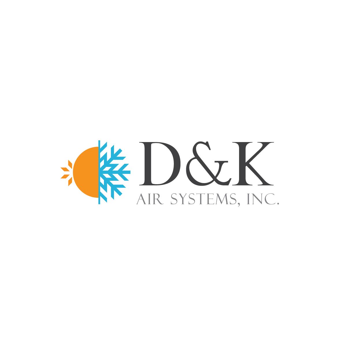 Logo Design by ex - Entry No. 14 in the Logo Design Contest D&K Air Systems, Inc..