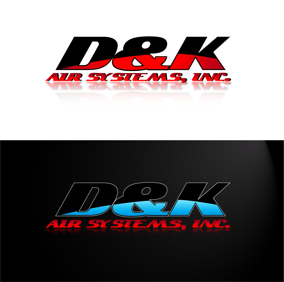 Logo Design by trav - Entry No. 18 in the Logo Design Contest D&K Air Systems, Inc..