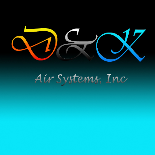 Logo Design by Ankur Kumar - Entry No. 24 in the Logo Design Contest D&K Air Systems, Inc..