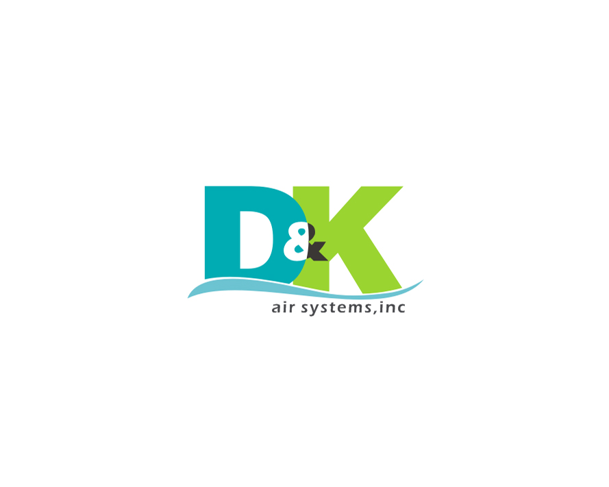 Logo Design by Aqif - Entry No. 25 in the Logo Design Contest D&K Air Systems, Inc..