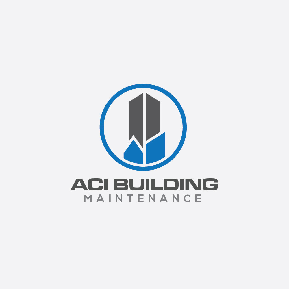 Building Cleaning Service Logo : Logo design contests inspiring for aci