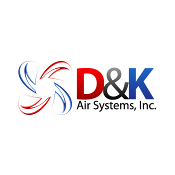 Logo Design by aidar - Entry No. 27 in the Logo Design Contest D&K Air Systems, Inc..