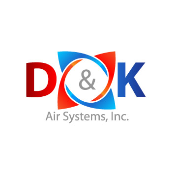Logo Design by aidar - Entry No. 30 in the Logo Design Contest D&K Air Systems, Inc..