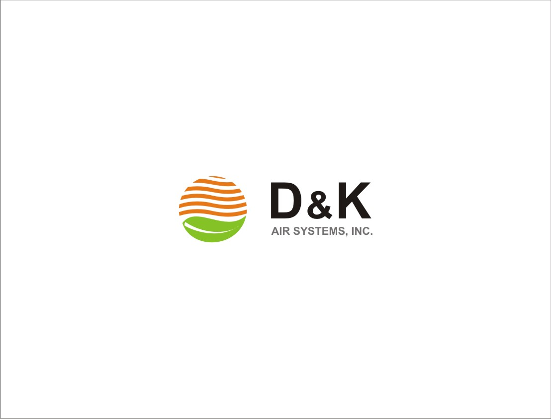 Logo Design by Manisha  - Entry No. 36 in the Logo Design Contest D&K Air Systems, Inc..