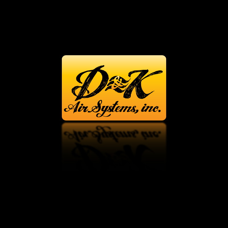 Logo Design by trav - Entry No. 37 in the Logo Design Contest D&K Air Systems, Inc..