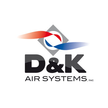 Logo Design by DINOO45 - Entry No. 42 in the Logo Design Contest D&K Air Systems, Inc..