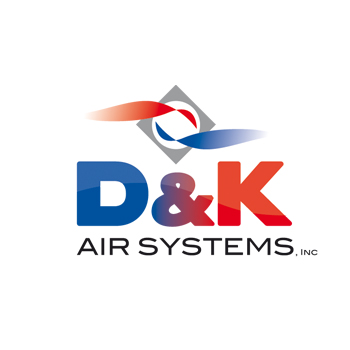 Logo Design by DINOO45 - Entry No. 45 in the Logo Design Contest D&K Air Systems, Inc..