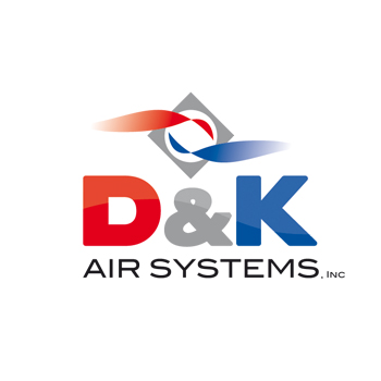 Logo Design by DINOO45 - Entry No. 47 in the Logo Design Contest D&K Air Systems, Inc..