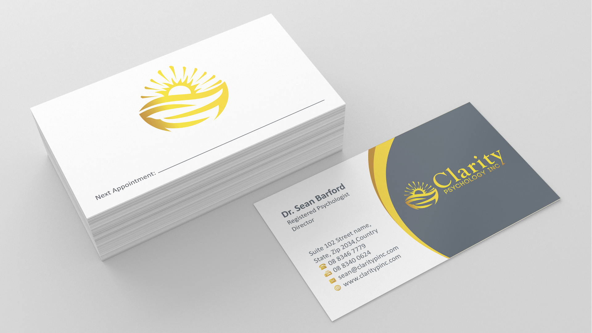 Business card design contests professional business card design business card design by muhammad aslam entry no 121 in the business card design colourmoves Image collections