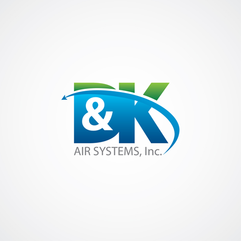 Logo Design by Miasty - Entry No. 54 in the Logo Design Contest D&K Air Systems, Inc..