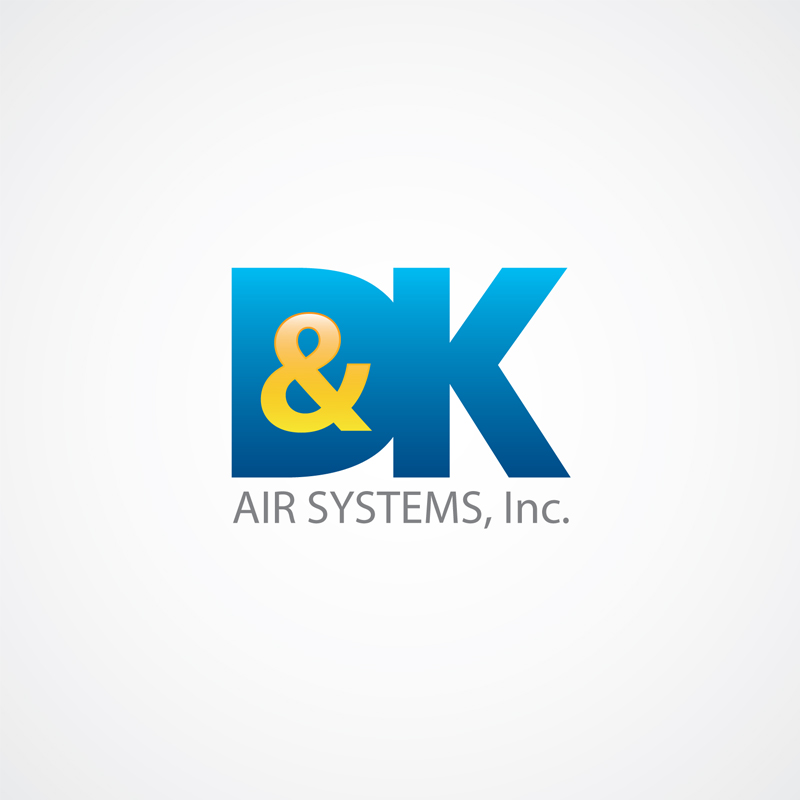 Logo Design by Miasty - Entry No. 55 in the Logo Design Contest D&K Air Systems, Inc..