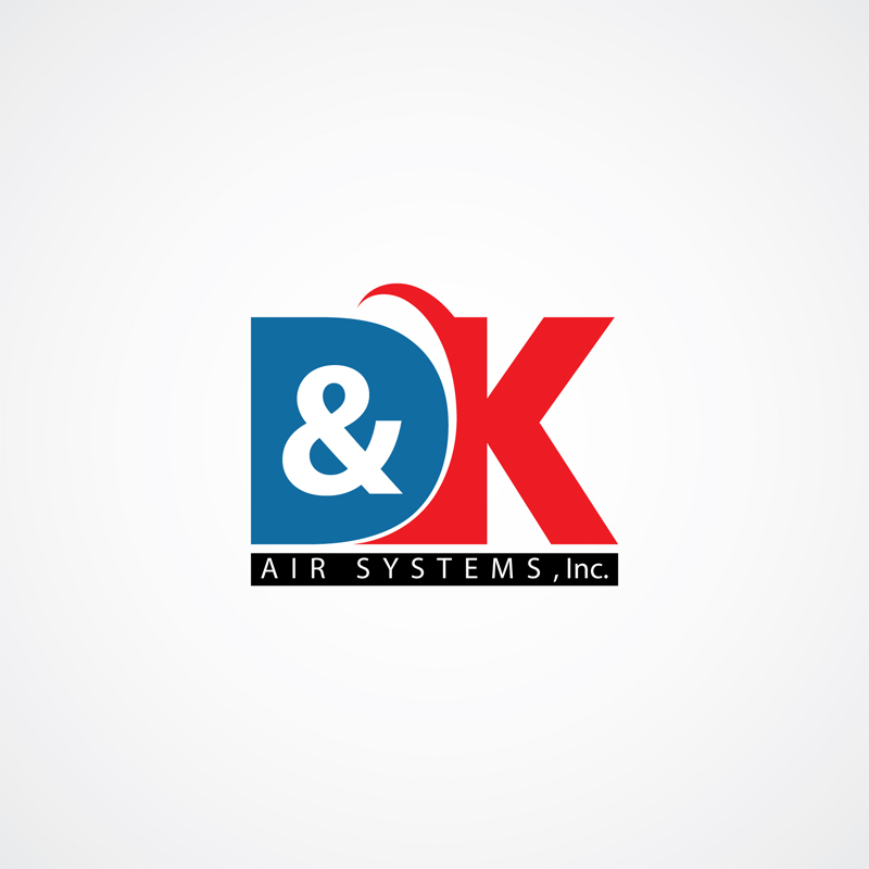 Logo Design by Miasty - Entry No. 60 in the Logo Design Contest D&K Air Systems, Inc..