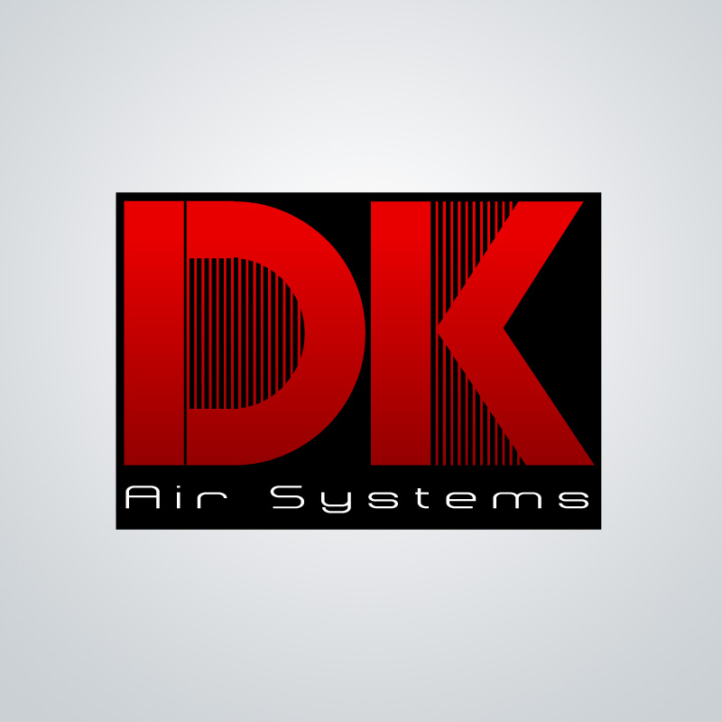 Logo Design by reachtvrajesh - Entry No. 61 in the Logo Design Contest D&K Air Systems, Inc..