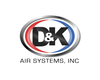 Logo Design by HOOPER_ODIN - Entry No. 66 in the Logo Design Contest D&K Air Systems, Inc..